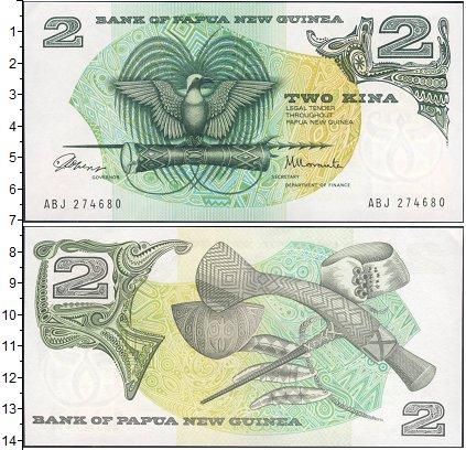 Картинка Боны Папуа-Новая Гвинея 2 кина  0