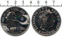 Изображение Монеты Великобритания 2  фунта 2014 Серебро UNC- Год лошади