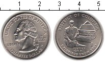 Изображение Мелочь США 1/4 доллара 2009 Медно-никель UNC-