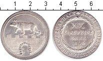 Изображение Монеты Анхальт 2/3 талера 1806 Серебро XF