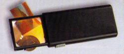 Картинка Аксессуары для монет Увеличительные приборы Карманная лупа Lu-170 с подсветкой (307300)  0