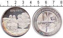 Изображение Монеты Исландия Исландия 1974 Серебро Proof-