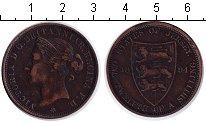 Изображение Монеты Остров Джерси 1/12 шиллинга 1894 Медь  Виктория.