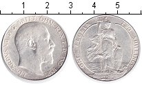 Изображение Монеты Великобритания 1 флорин 1910 Серебро VF Эдвард VII