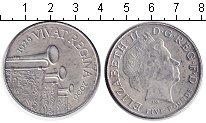 Изображение Монеты Великобритания 5 фунтов 2006 Медно-никель XF