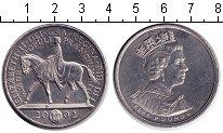 Изображение Монеты Великобритания 5 фунтов 2002 Медно-никель XF Золотой юбилей