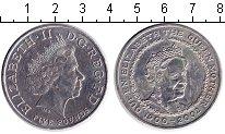 Изображение Монеты Великобритания 5 фунтов 2002 Медно-никель XF Королева-Мать.