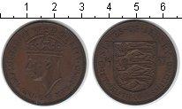 Изображение Монеты Остров Джерси 1/12 шиллинга 1937 Медь XF
