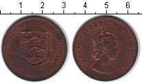 Изображение Монеты Остров Джерси 1/12 шиллинга 1960 Медь UNC- Елизавета II