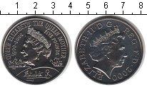 Изображение Монеты Великобритания 5 фунтов 2000 Медно-никель UNC