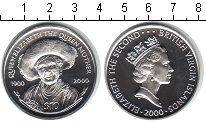 Изображение Монеты Виргинские острова 10 долларов 2000 Серебро Proof