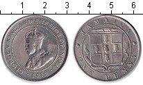 Изображение Монеты Ямайка 1 пенни 1919 Медно-никель XF