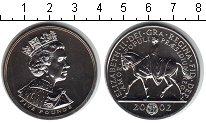 Изображение Монеты Великобритания 5 фунтов 2002 Медно-никель UNC Золотой юбилей