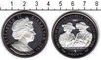 Изображение Монеты Гибралтар 1 крона 2012 Серебро