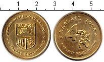 Изображение Мелочь Польша жетон 2008 Медь XF