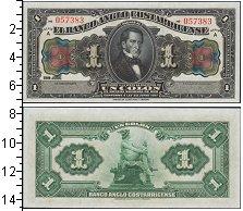Коста-Рика 1 колон 1917