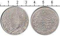 Изображение Монеты Египет 10 кирш 1911 Серебро  KM# 309