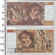 Изображение Банкноты Франция 100 франков 0