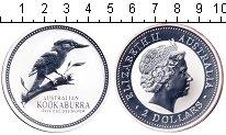 Изображение Монеты Австралия 2 доллара 2003 Серебро Proof- Елизавета II.