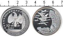 Изображение Монеты Германия 10 евро 2004 Серебро Proof Ватенмеер