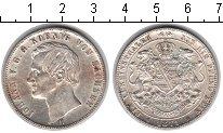 Изображение Монеты Саксония 1 талер 1871 Серебро XF Иоганн. B