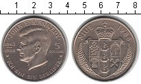 Изображение Монеты Ниуэ 5 долларов 1988 Медно-никель UNC Джон Кеннеди