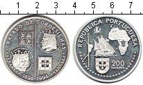 Изображение Монеты Португалия 200 эскудо 1994 Серебро Proof-