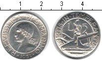 Изображение Монеты Сан-Марино 5 лир 1931 Серебро XF Плуг