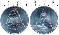 Изображение Монеты Германия 10 евро 2009 Серебро UNC 100-летие со дня отк