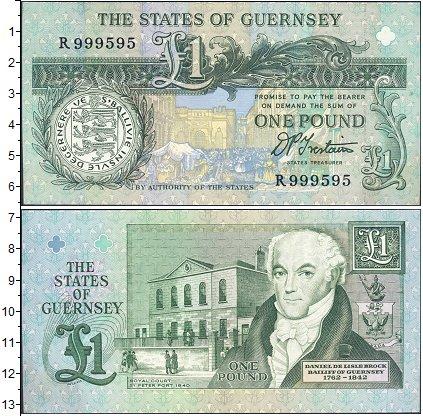 Картинка Боны Гернси 1 фунт  0