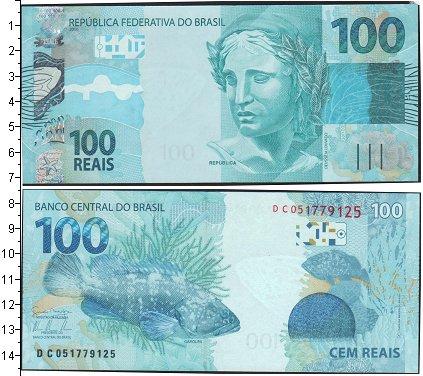 Картинка Боны Бразилия 100 рейс  0