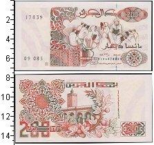 Изображение Банкноты Алжир 200 динар 0  UNC