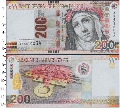 Картинка Боны Перу 200 соль  0