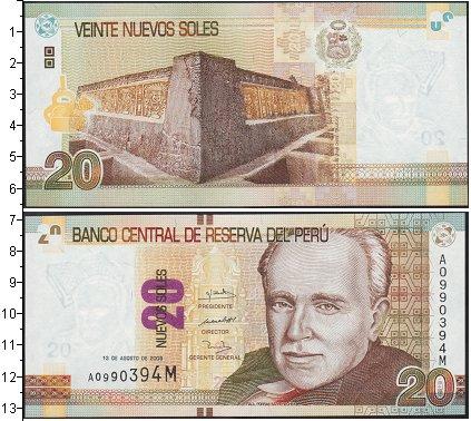 Картинка Боны Перу 20 соль  0