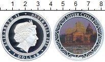 Изображение Монеты Австралия 1 доллар 2013 Серебро Proof- Елизавета II