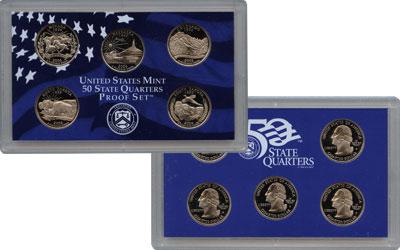 """Изображение Подарочные монеты США Памятные четвертаки 2006 Медно-никель Proof """"Представляем вашему"""