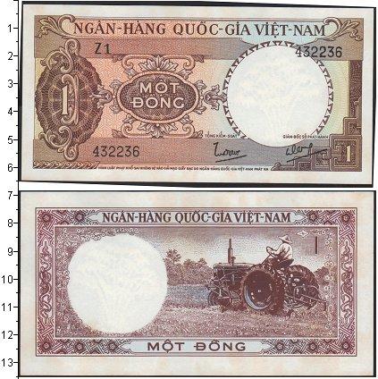 Картинка Банкноты Вьетнам 1 донг  0