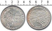 Изображение Монеты Португалия 1.000 эскудо 2000 Серебро UNC-