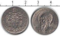 Изображение Монеты Ватикан 20 сентим 1935 Медно-никель XF