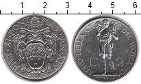 Изображение Монеты Ватикан 2 лиры 1935 Медно-никель XF