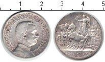 Изображение Монеты Италия 1 лира 1913 Серебро XF Витторио Имануил III
