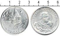 Изображение Монеты Италия 500 лир 1989 Серебро UNC 350 лет со дня смерт