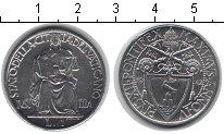 Изображение Монеты Ватикан 1 лира 1942 Медно-никель UNC-