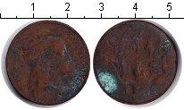Изображение Монеты Франция 5 сантим 1901 Медь