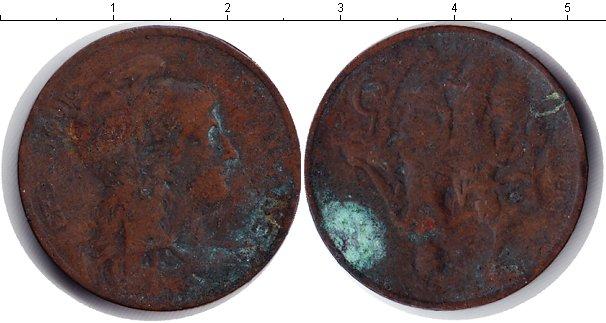 Картинка Монеты Франция 5 сантим Медь 1901