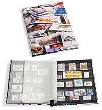 Изображение Аксессуары для монет Для марок  Альбом для марок LZS 4/16 (326398, 304196) 0   Альбом для коллекцио