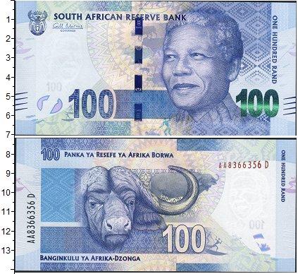 Картинка Боны ЮАР 100 рандов  0
