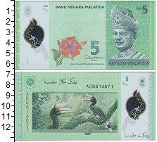 Изображение Боны Малайзия 5 рингит 0  UNC-