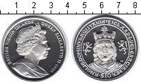 Изображение Монеты Виргинские острова 10 долларов 2008 Серебро Proof Ричард I