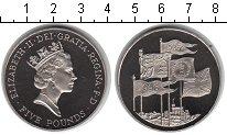 Изображение Монеты Великобритания 5 фунтов 1996 Медно-никель UNC 70 лет со дня рожден